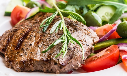 TwoCourse Meal with Drink Each for Two $29, Four $55 or Six People $79 at Decolata Cafe Up to $177 Value