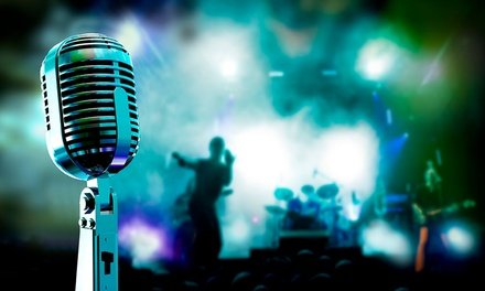The Sing-Off Live! Tour at Von Braun Concert Hall on March 17 at 8 p.m. (Up to 41% Off)