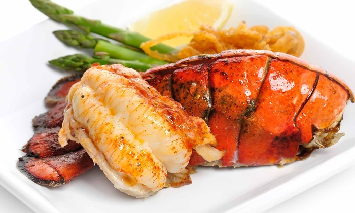 Weirs Beach Lobster Pound - Laconia: Seafood Dinner for Two or Four at Weirs Beach Lobster Pound (Up to 41% Off)