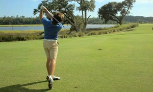 Riley Kurtz Academy of Golf: 1 or 3 Private Golf Lessons with Optional On-Course Instruction at Riley Kurtz Academy of Golf (Up to 69% Off)