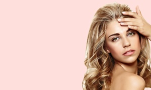 Hair by Steph at Salon Richea: One or Three Blowouts or Haircut at Hair by Steph at Salon Riche'a (Up to 53% Off)