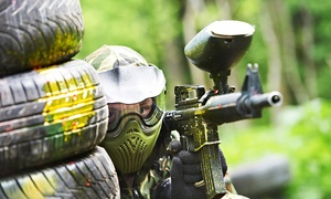 Blind Fire Paintball: Blind Fire Paintball: Day-Long Session With 100 Balls Plus Lunch from £2