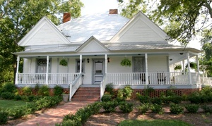 The Foster House: $16.50 for Three Groupons, Each Good for $10 Worth of Lunch at The Foster House ($30 Total Value)
