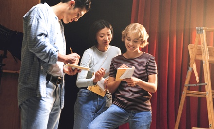 One or Two Months of Acting Classes at AK Arts Academy (Up to 60% Off)