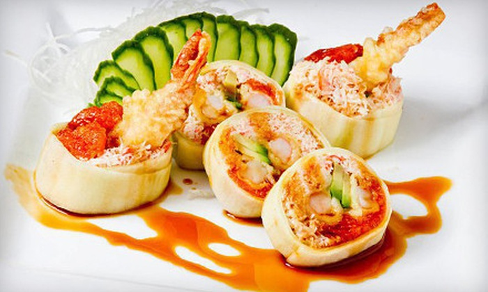 Rok Sushi Kitchen - Hermosa Beach: Sushi and Japanese Fusion Cuisine for Dinner at Rok Sushi Kitchen (Half Off). Four Options Available.