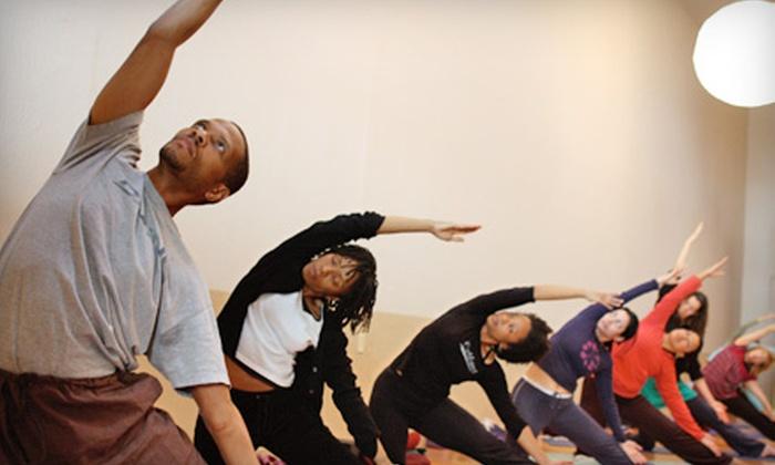 Niroga Yoga Studio - Berkeley: 10 or 20 Yoga Classes at Niroga Yoga Studio in Berkeley (Up to 62% Off)