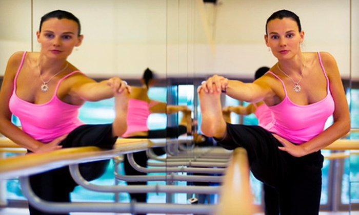 Barre Bliss - Uptown: $45 Worth of Barre Classes