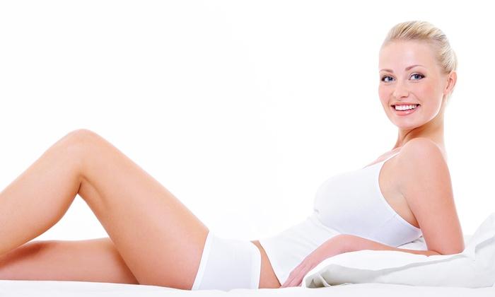 Tres o cinco sesiones de depilación unisex con láser de diodo en zonas a elegir desde 29 € en Salud Natural 100%