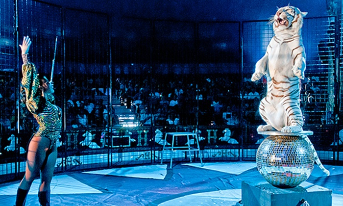 Royal Hanneford Circus Benefiting Cincinnati Children's Hospital - Cincinnati Gardens: Royal Hanneford Circus Benefiting Cincinnati Children's on February 27 or March 1 (Up to 42% Off)