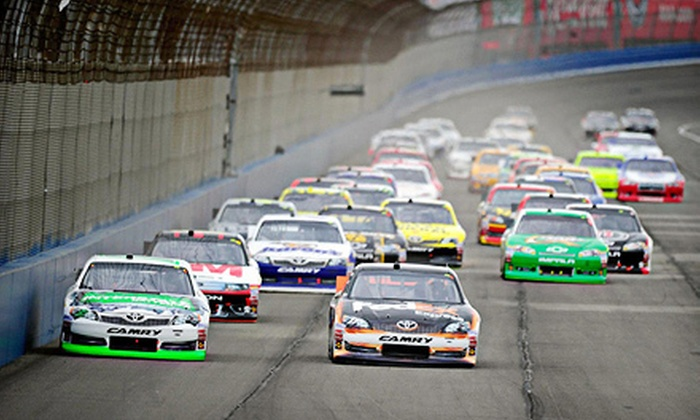 Auto Club 400 - Auto Club Speedway: $47 for the Auto Club 400 NASCAR Sprint Cup Series Race at Auto Club Speedway on March 24 at Noon ($95 Value)