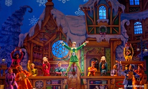 Elf The Musical At Soldiers And Sailors Memorial Auditorium On November 6 Or 7 At 7:30 P.m. (up To 40% Off)