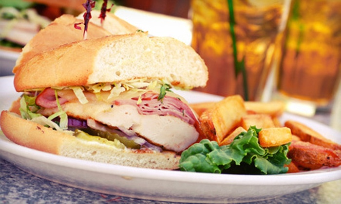3 Girls Gourmet - Eagle: $15 for a Café Lunch for Two or Three at 3 Girls Gourmet (Up to $36 Value)