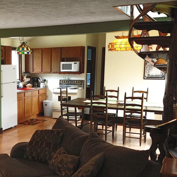 mountainside inn & condos at swain resort