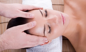 Al Mathar Al Jamil: Choice of Facial with Optional Threading and Blow-Dry at Al Mathar Al Jamil (Up to 51% Off)