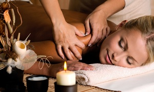 Positive Touch Therapy Massage Studio - Amber Sanders: One or Two 60-Minute Massages at Positive Touch Therapy Massage Studio (Up to 54% Off)
