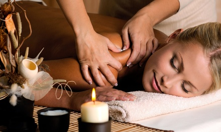 One or Two 60-Minute Massages at Positive Touch Therapy Massage Studio (Up to 54% Off)