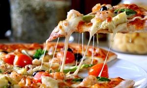 Rodry Ristopizza: Menu all you can eat pizza con dolce e birra per 2 o 4 persone da Rodry Ristopizza (sconto fino a 69%)