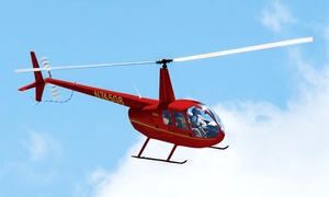 Novictor Aviation: Waikiki Shoreline Helicopter Tour for One or Two from Novictor Aviation (Up to 52% Off)