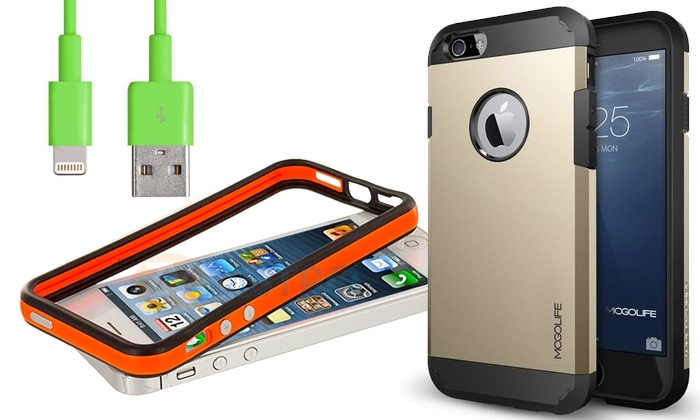 MK Web Shop: $25 for $100 Worth of Smartphone Accessories at MK Web Shop