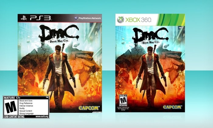 DmC: Devil May Cry for PS3 or Xbox 360: $29.99 for DmC: Devil May Cry for PS3 or Xbox 360 ($39.99 List Price). Free Shipping and Returns.
