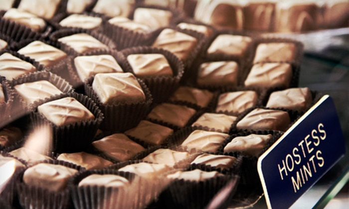 The Fudge Pot - Near North Side: $7 for $15 Worth of Chocolate Treats at The Fudge Pot