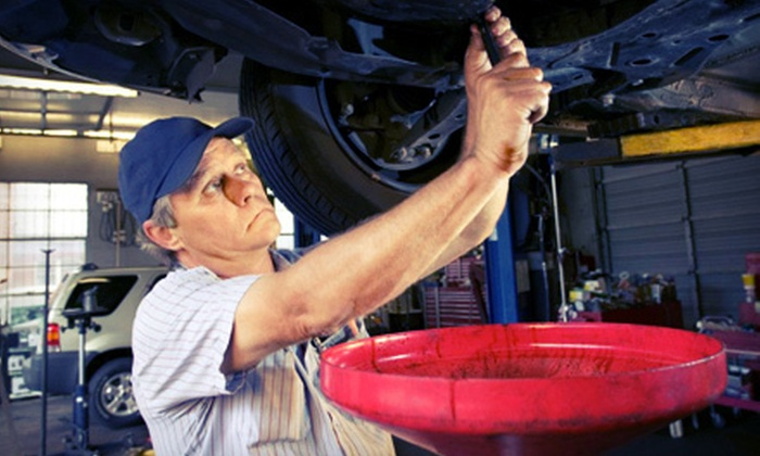 Car RX Advanced Mobile Oil & Lube - Northwest Oklahoma City: Mobile Oil Change with or without Tire Rotation from Car RX Advanced Mobile Oil & Lube (Up to 51% Off)