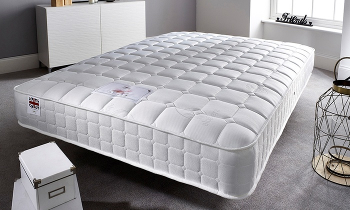 Aloe Vera Quilted Mattress from £70 With Free Delivery