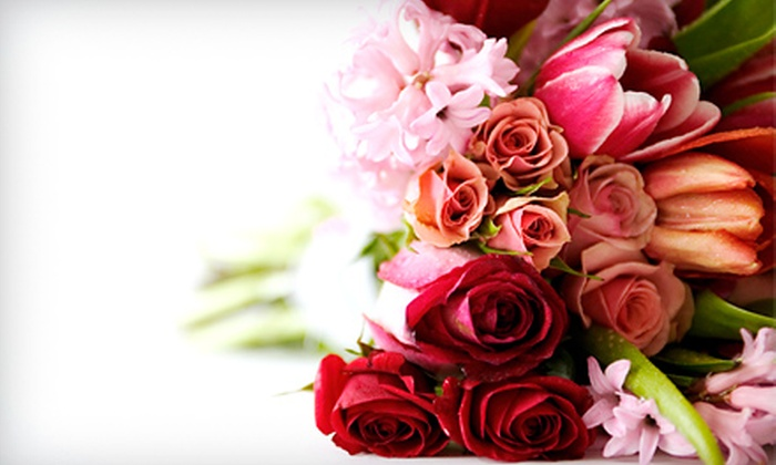Abundant Flowers - Midwest City: $25 for $50 Worth of Flowers at Abundant Flowers