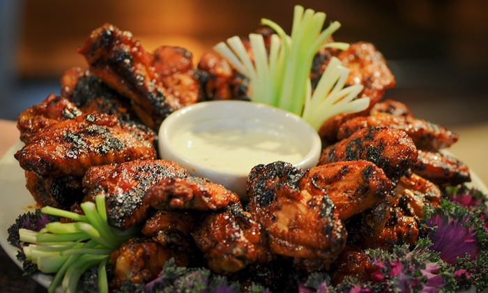 Jake's City Grille - Multiple Locations: Upscale American Cuisine and Drinks at Jake's City Grille (40% Off). Five Locations Available.