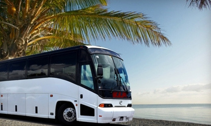 VIP Trans, Inc. - Honolulu: Tours and Airport Shuttles from VIP Transportation (Up to 56% Off). Four Options Available.