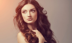 Studio 291: Cut, Partial Highlights, Partial Balayage Treatment, or Keratin Treatment at Studio 291 (51% Off)