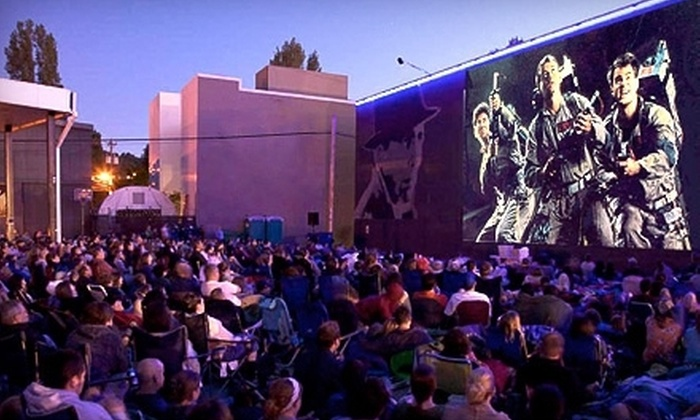 Fremont Outdoor Movies - Fremont: Full Season of Movies for Two or Three with Tote Bag, Water, and Express Entry at Fremont Outdoor Movies (Up to 62% Off)