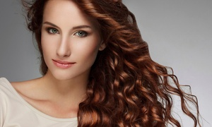 Müs the Salon: Prom or Wedding Up-Do or Women's Haircut and Style with Conditioning or Color at Müs the Salon (Up to 49% Off)