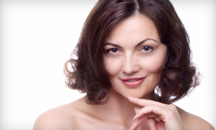 Georgetown Electrolysis Skin Care - Lyon Park: European Facial with Vitaminizing, Oxygen Facial, or Glycolic Peel at Georgetown Electrolysis Skin Care (Up to 59% Off)