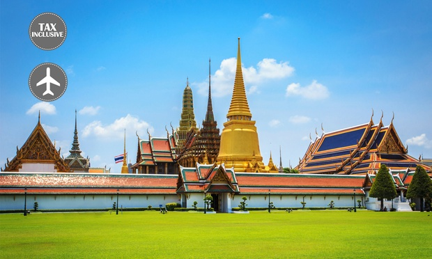 Bangkok: Berkeley Hotel + Flights 0