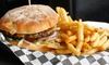 Tickets Sports Cafe - Covington: American Grill Fare at Tickets Sports Cafe (45% Off).