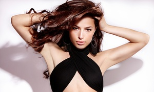 The LXS @ Centre Stage: Cut and Blow-Dry with Deep Conditioning Treatment at The LXS @ Centre Stage (Up to 66% Off)
