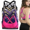 Cross-Back Padded Bras (6-Pack)
