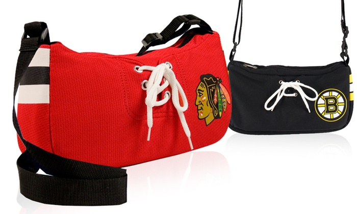 NHL Jersey Purses: NHL Jersey Purses. 15 Options Available. Free Returns.
