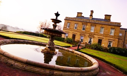 Deluxe Spa Day Pass for Two at Oulton Hall