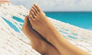 Lynton Toister and Associates Podiatrists: Laser Fungus Treatment for One ($89) or Two Feet ($149) at Lynton Toister and Associates Podiatrists (Up to $350 Value)