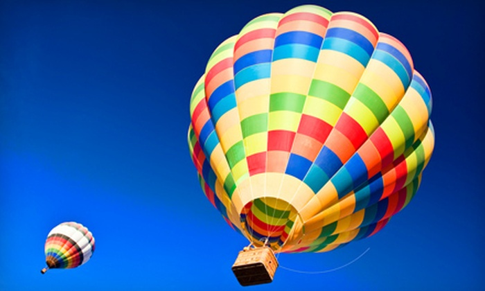 Dream Adventures USA - Near North Side: Hot Air Balloon Ride on a Weekday or Any Day from Dream Adventures USA (Up to 51% Off)