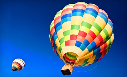 Hot Air Balloon Ride for One, Valid on a Weekday (a $297 value) - Dream Adventures USA in