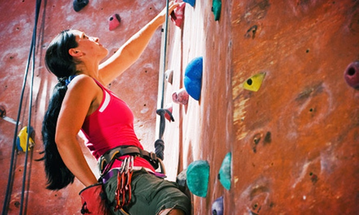 RockVentures - Atlantic-University: Introductory Rock-Climbing Class with Optional One-Month Membership for Two at RockVentures (Up to 60% Off)