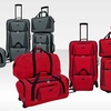 U.S. Traveler Bradford 5-Piece Luggage Set