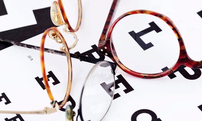 All Seeing Optical - El Dorado: $70 for $140 Worth of Prescription Eyeglasses — All Seeing Optical