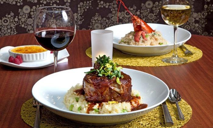 ItaliAsia - Northwest Tampa: $27.50 for $50 Worth of Italian-Asian Fusion Cuisine for Dinner at ItaliAsia