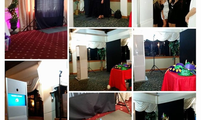 Dragon Photo & Video Booth - Fairfield County: $330 for $600 Worth of Photo-Booth Rental — Dragon Photo Booths