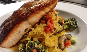 Solo Trattoria: Three-Course Seasonal Italian Meal for Two or Four or $14 for $20 Worth of Italian Food at Solo Trattoria