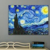 "Vincent Van Gogh Gallery Wrapped Canvas (20""x16"")"